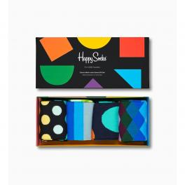 Happy Socks Classic Multi-color Socks Gift Box 4-Pack - 1