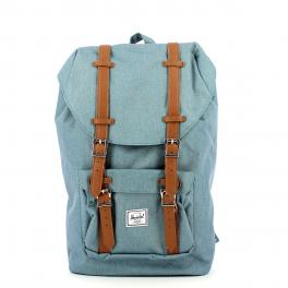 Herschel Little America Backpack Mid-Volume 13.0 Blue Mirage - 1
