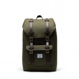 Herschel Supply Zaino Little America Mid 13.0 Ivy Green - 1