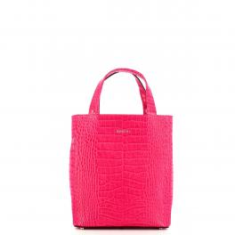 Iuntoo Shopper Verticale Medium Gioia  in pelle Cocco - 1