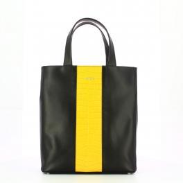 Iuntoo Shopper Grande Verticale Gioia Fascia Cocco - 1