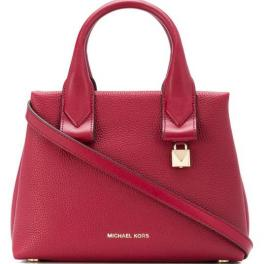 Michael Kors Rollins Small Satchel in leather - 1