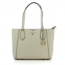 Michael Kors Borsa Tote Mae Medium in pelle - 1