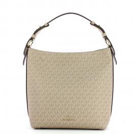 Michael Kors Hobo Bag Lucy Medium logata - 1