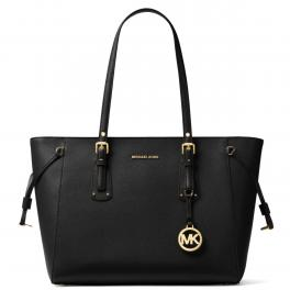 Michael Kors Shopping Voyager Medium Gold - 1