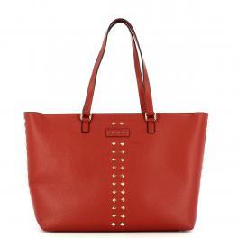 La Carrie Shopper Studs Rose Dark Orange - 1