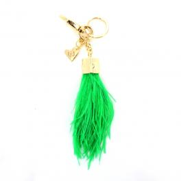 Keyring Tropical-JELLY/GREEN-UN