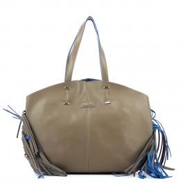 Shopper Keros-CEMENT/BLUE-UN
