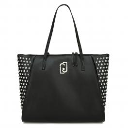 Liu Jo Shopping Bag con Borchie tonde - 1