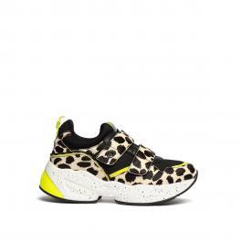Liu Jo Sneakers Jog Animalier - 1