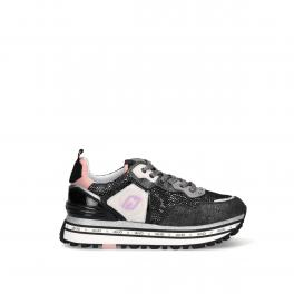 Liu Jo Sneakers Maxi Wonder con dettagli in mesh - 1
