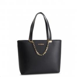 Love Moschino Shopper con catena - 1