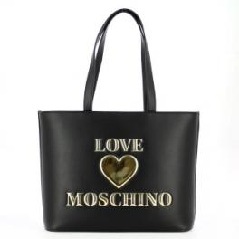 Love Moschino Shopping Padded Heart - 1