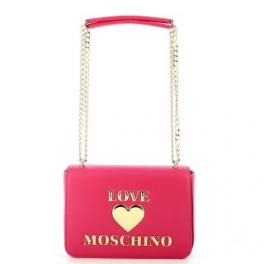 Love Moschino Borsa a spalla Padded Heart - 1