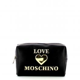 Love Moschino Beauty Case Padded Heart - 1