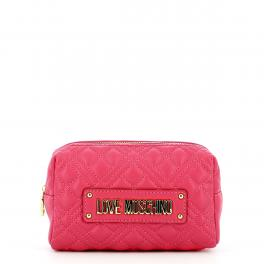 Love Moschino Beauty Case Quilted Nappa - 1
