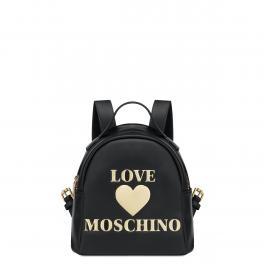 Love Moschino Zainetto Padded Heart Nero - 1