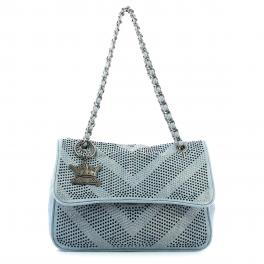 Shoulderbag Strass-AZZURRO-UN