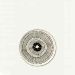 Marimekko Oiva-Siirtolapuutarha Plate 25 cm - 1