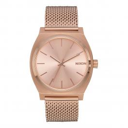 NIXO Orologio Time Teller Milanese 37 mm All Rose Gold - 1