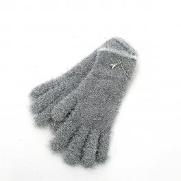 Gloves in lurex