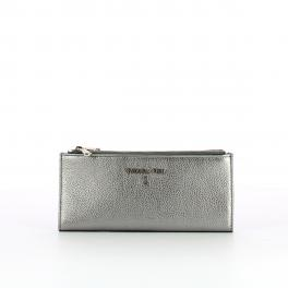 Patrizia Pepe Slim Bifold Leather Wallet - 1