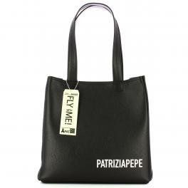 Patrizia Pepe Maxi Shopper con logo - 1