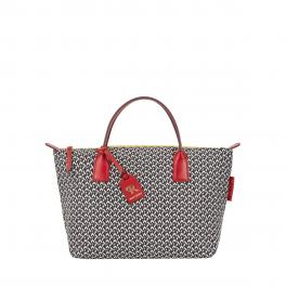Roberta Pieri Borsa a mano Robertina Small Tatami Fun Super Red - 1