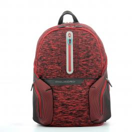Computer Backpack w. Battery Pack Coleos 14.0-ROSSO-UN