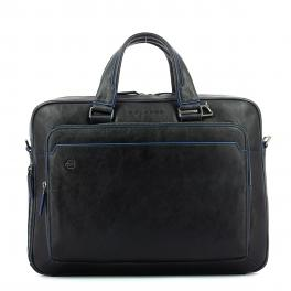 Computer briefcase Black Square Connequ 15.0-BLU-UN