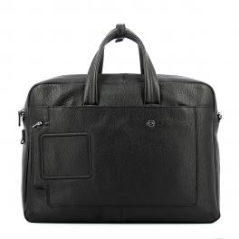 Double handle laptop briefcase Vibe 15.6-NERO-UN