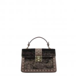 Handbag Melania-BROWN-UN