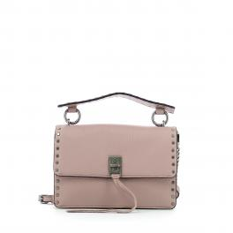 Darren Top Handle Flap Crossbody-PINK-UN