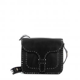Midnighter Large Messenger-BLACK-UN