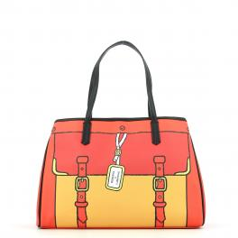 Tote Bag Grafic-RED-UN