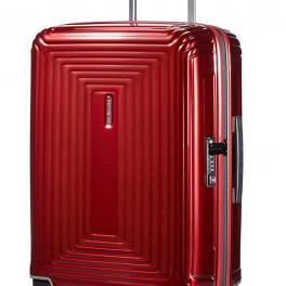 Cabin case Neopulse Spinner-MET.RED-UN