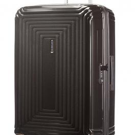 Medium Case 69/25 Neopulse Spinner-MET.BLACK-UN
