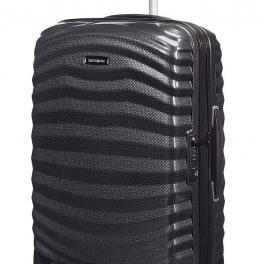 Cabin case Lite-Shock Spinner-BLACK-UN