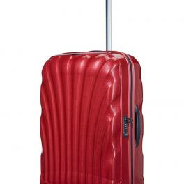 Large Trolley 68/25 Lite-Shock Spinner-CHILI/RED-UN