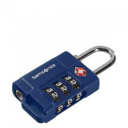 Safe Us 3 Comb Lock-IND.BLUE-UN