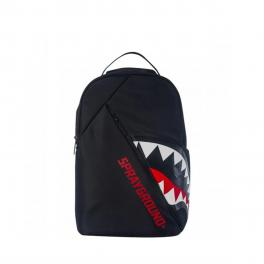 Sprayground Zaino Porta PC Angled Ghost Shark 11.5 Limited Ed. - 1