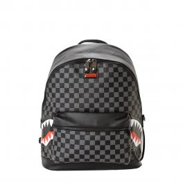 Sprayground Zaino Side Grey Shark in Paris Limited Edition - 1