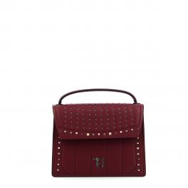 Handbag Curcuma Small-BORDEAUX-UN