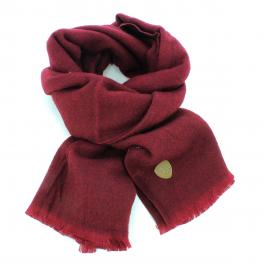 Pashmina Knitted-RED-UN