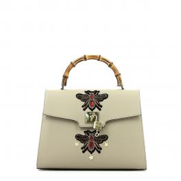 Ingrid with shoulder strap-SAND-UN